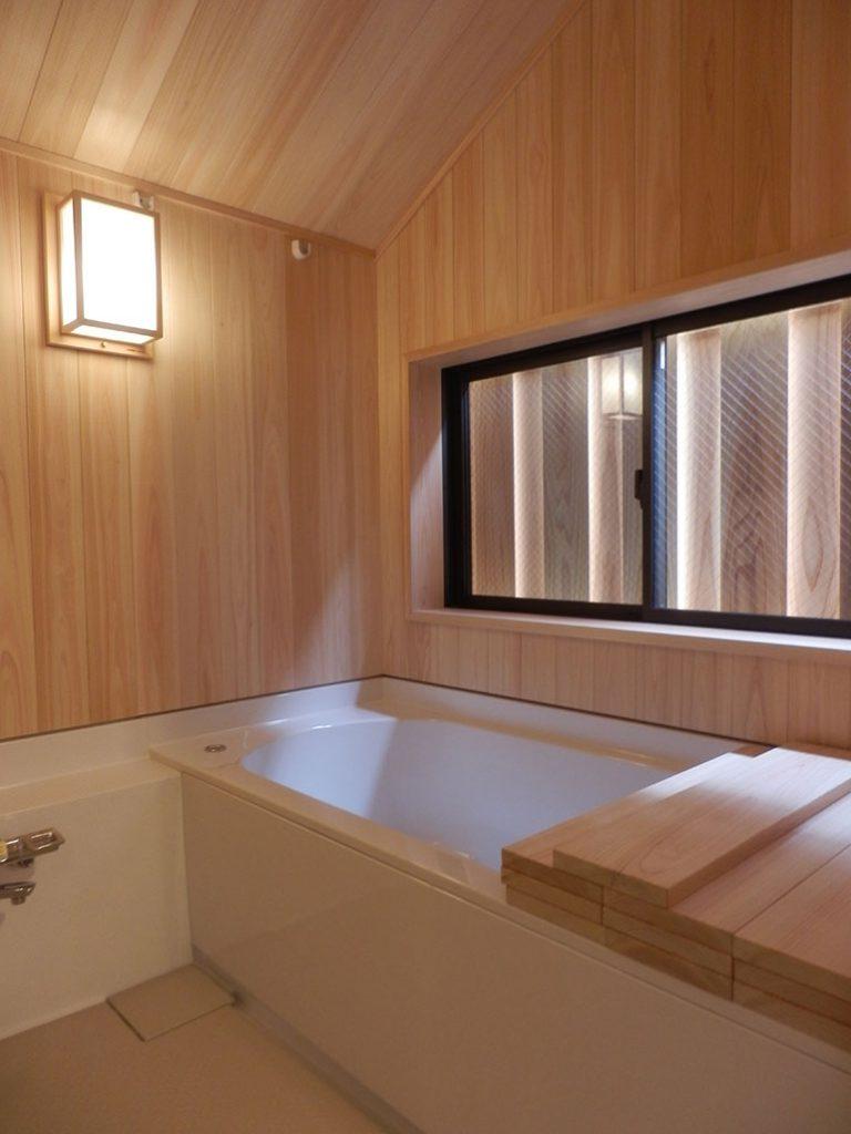 画像:2階浴室