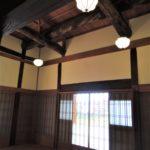270年前の縁ある寺の古材を再利用